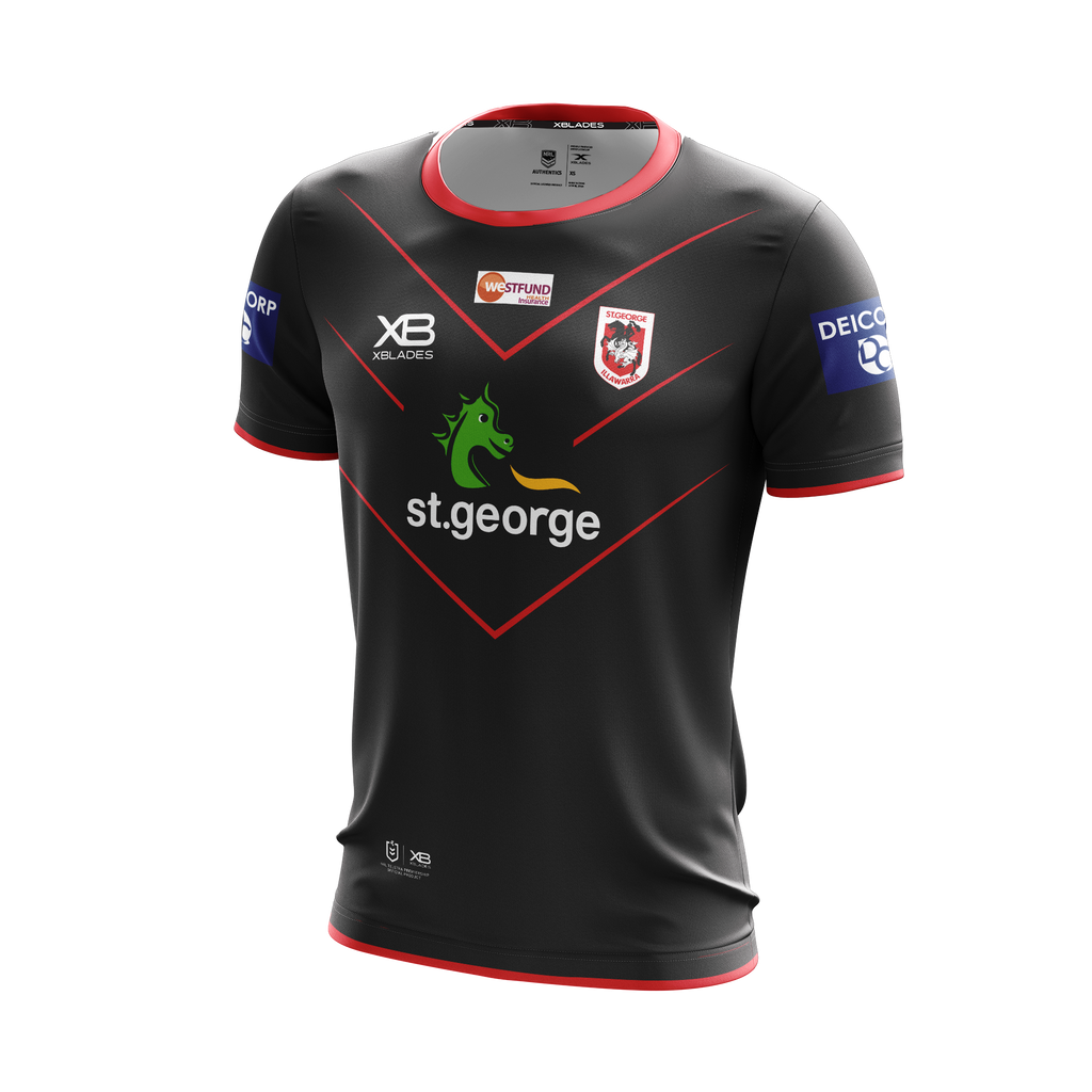 St George Illawarra Dragons Training Tee 20