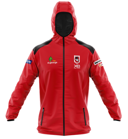 St George Illawarra Dragons Wet Weather Jacket 20
