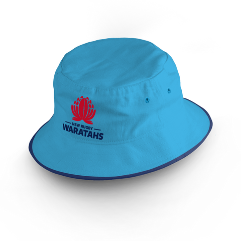 NSW Waratahs Bucket Hat 20