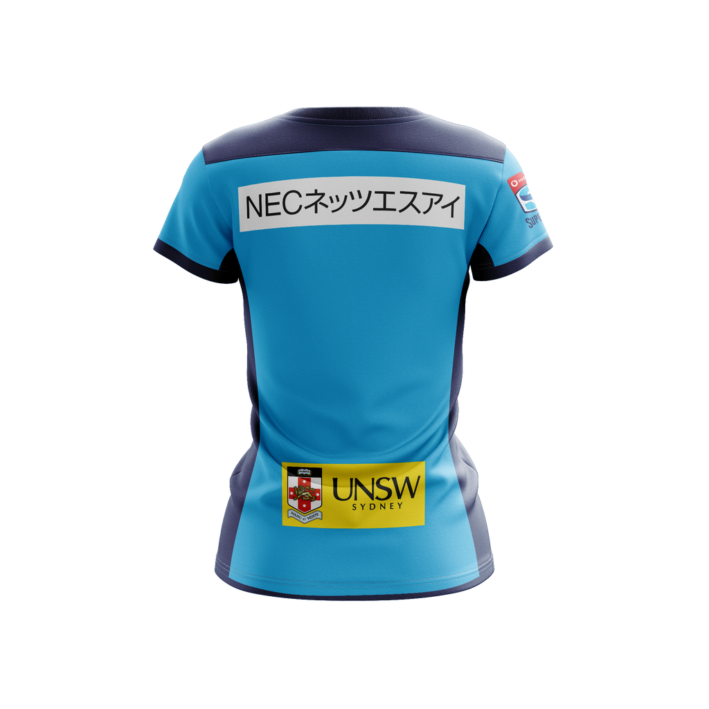 NSW Waratahs Replica Home Jersey 20