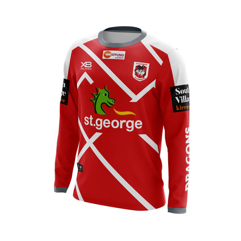 St George Illawarra LS Training Tee 19