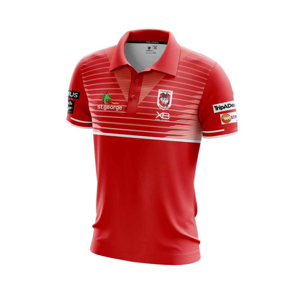 987c3565762 St George Illawarra Player s Polo 19 – XBlades