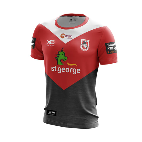 St George Illawarra Training Tee 19