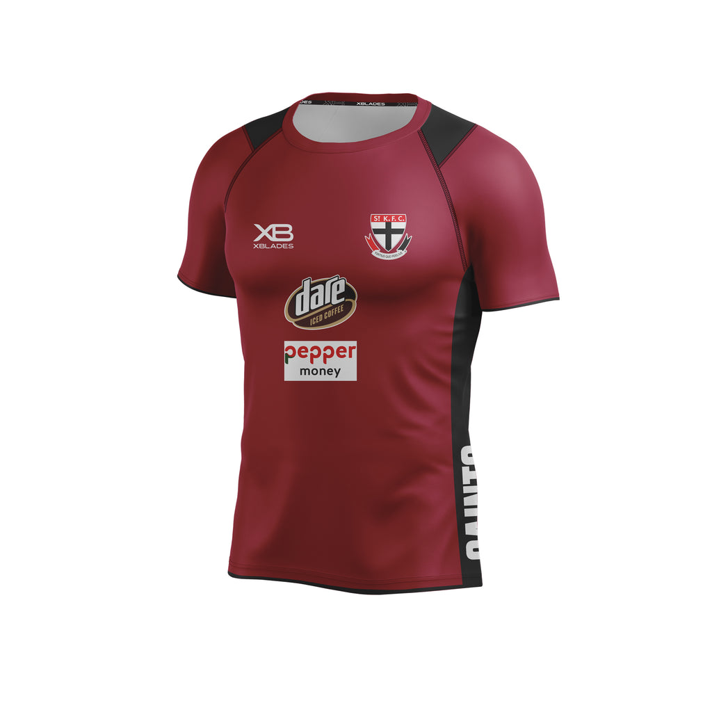 St Kilda Training Tee 19