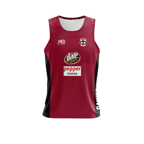 St Kilda Training Singlet 19