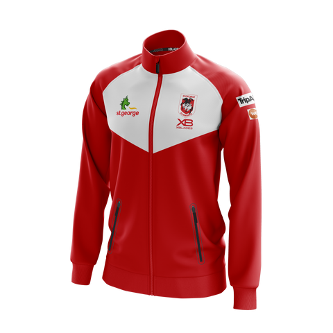St George Illawarra Dragons Track Jacket 20