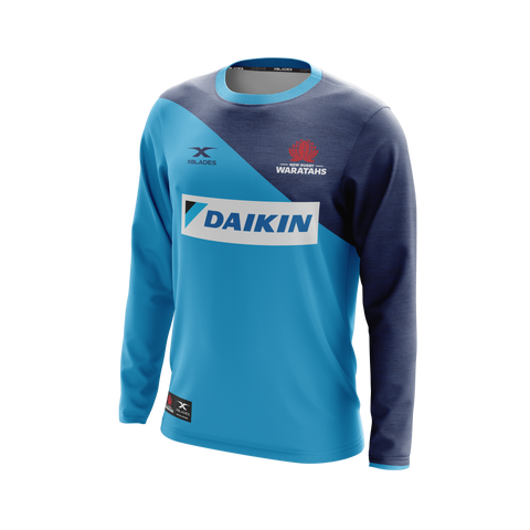 NSW Waratahs LS Training Tee 20