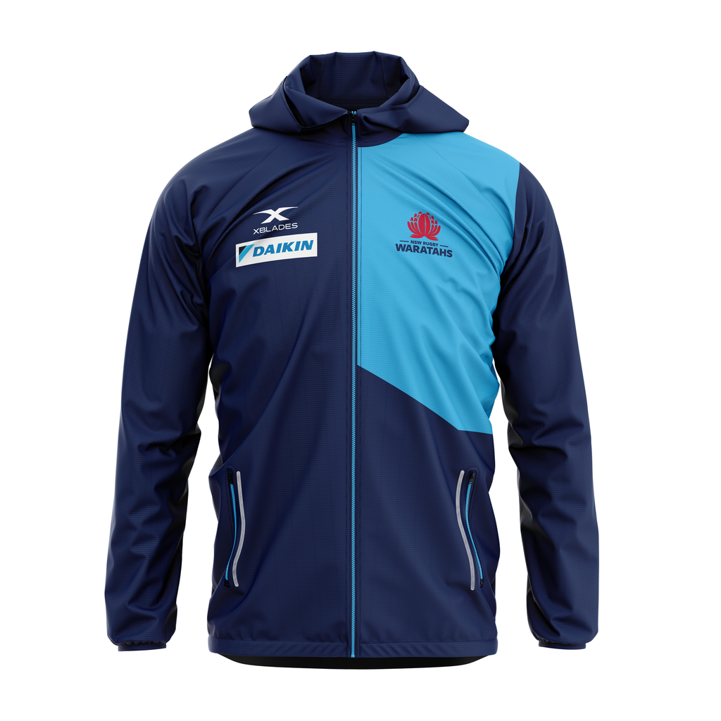 NSW Waratahs Wet Weather Jacket 20