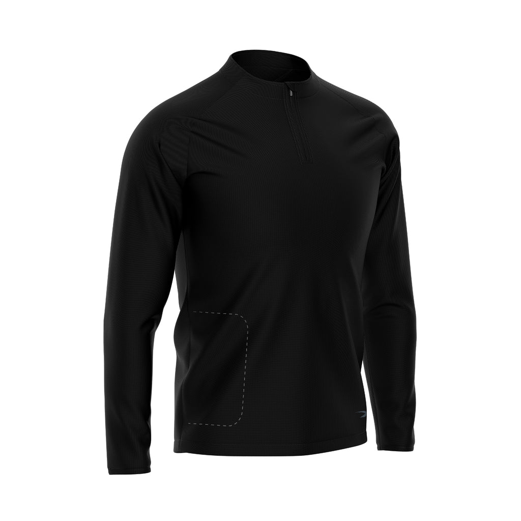 Basics Range 1/4 Zip Jacket