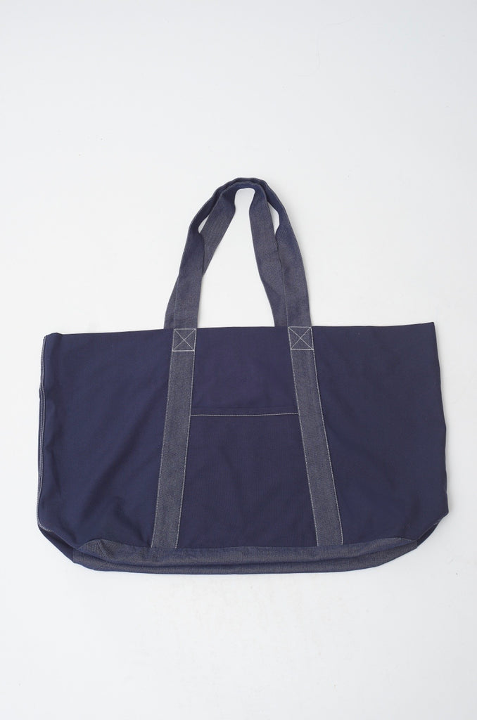Woolmark x Colovos Upcycled  X large Merino wool tote bag