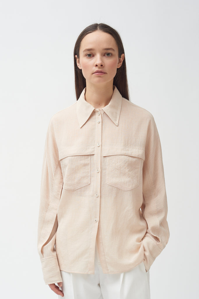 Front Yoke Pocket Shirt