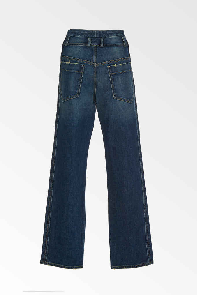 Side panel  jean medium wash - SALE