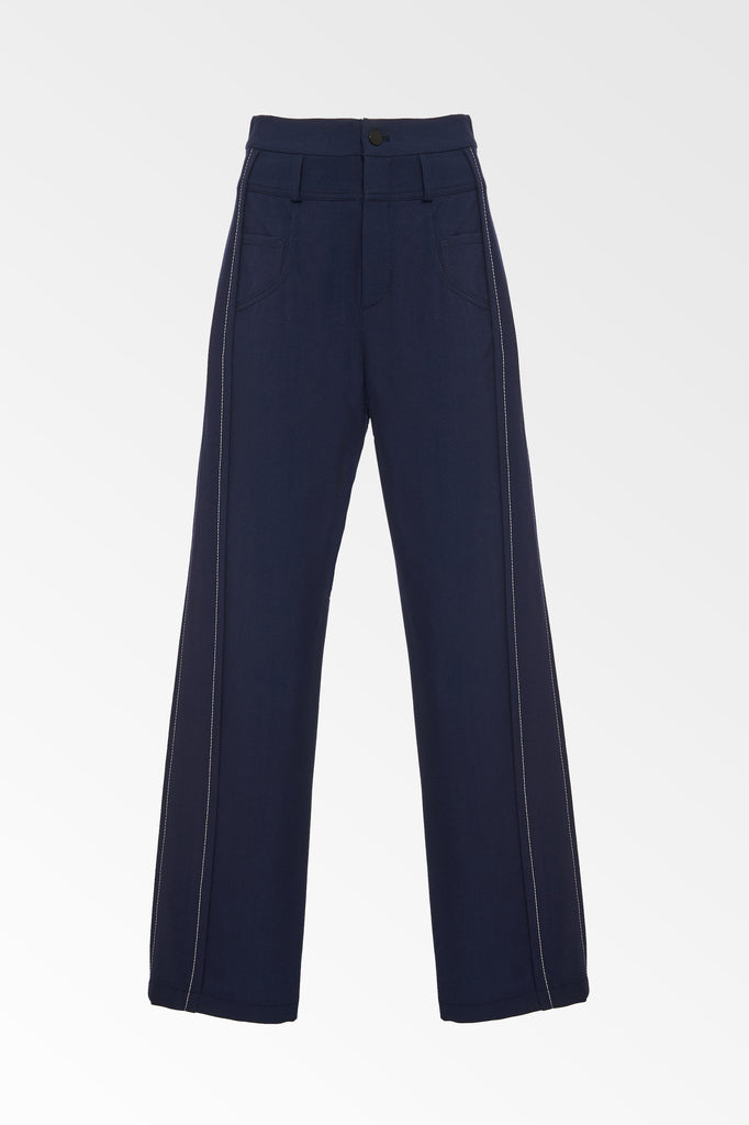 Side Panel Pant - Colovos x Woolmark
