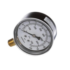 Cleveland 07169 GAUGE;BOTTOM MOUNT;0-100 PSI;2