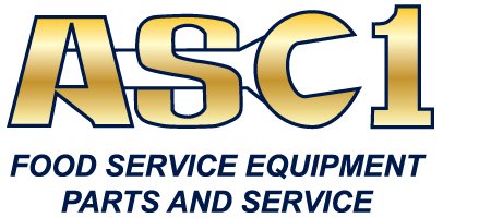 ASC1 FOOD SERVICE EQUIPMENT PARTS