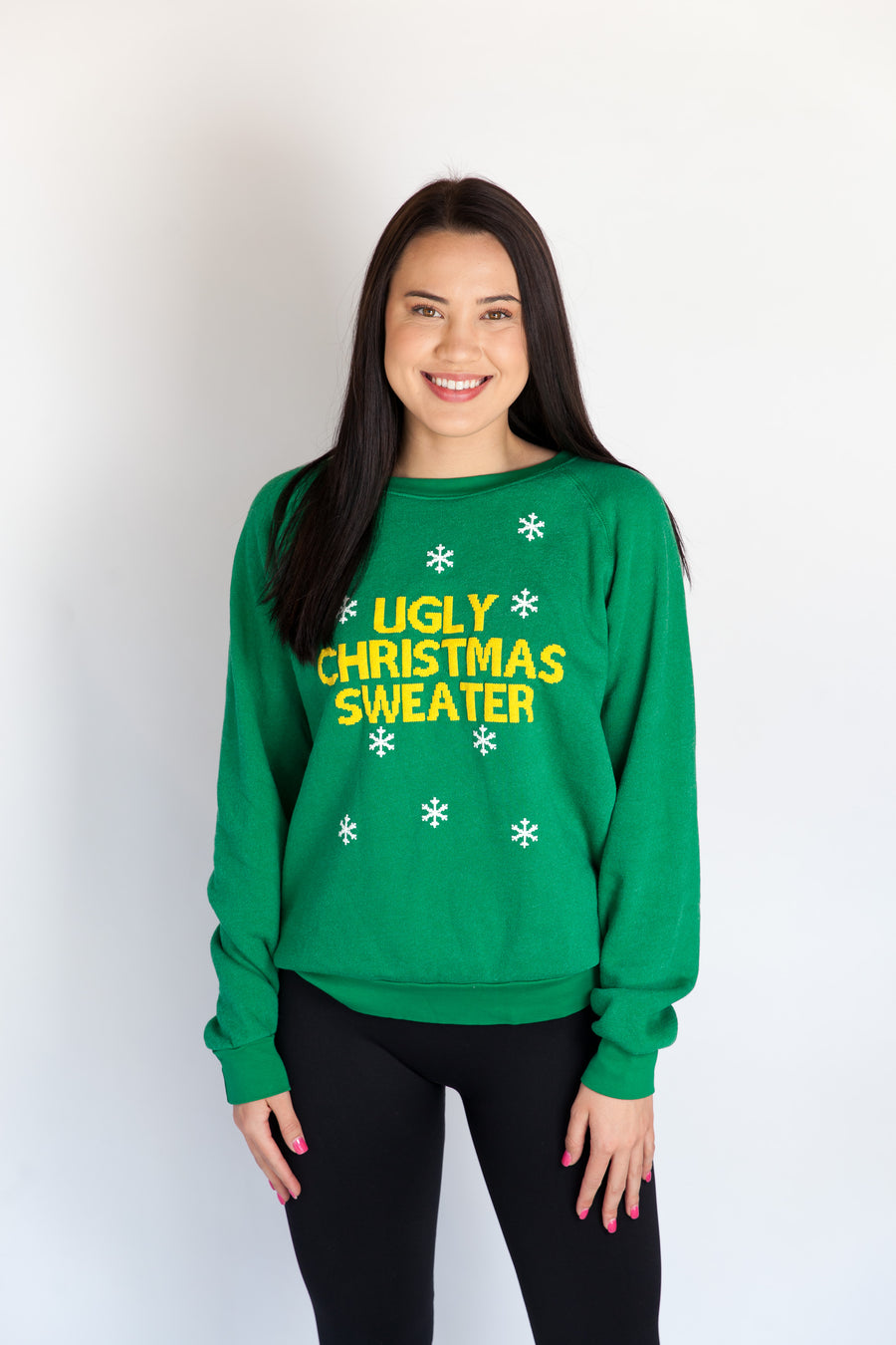 Project Social T Ugly Christmas Sweater - Adeline