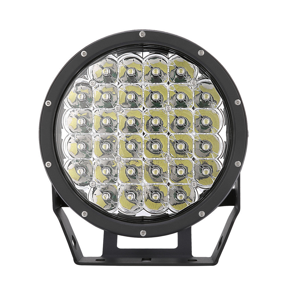 Wondrous 2 X 9 Inch 320W Cree Led White Night Driving Lights Wiring Wiring Cloud Staixuggs Outletorg