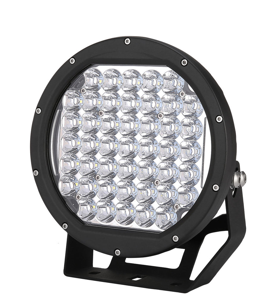 2 X 10 Inch 225w Cree Led White Night Driving Lights Wiring