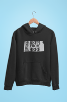 Kansas Drink Beer From Here® - Craft Beer Hoodie