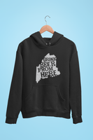 Maine Drink Beer From Here® - Craft Beer Hoodie