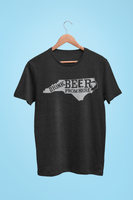 North Carolina Drink Beer From Here® - Craft Beer shirt