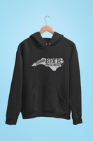 North Carolina Drink Beer From Here® - Craft Beer Hoodie