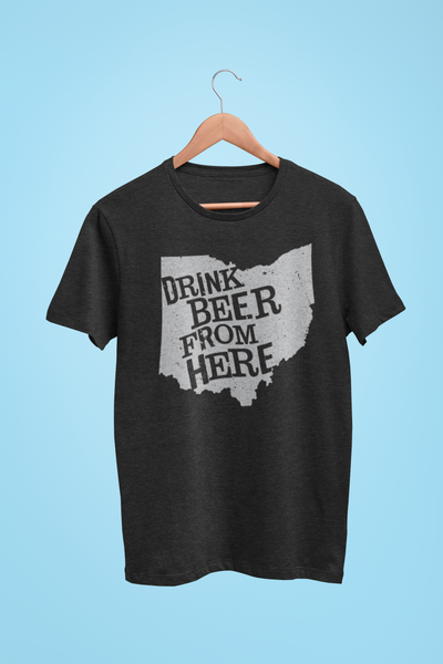 Ohio Drink Beer From Here® - Craft Beer shirt