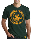 Seminole Heights Tee- Multiple Colors- Tampa, FL