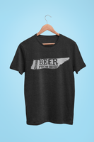 Tennessee Drink Beer From Here® - Craft Beer shirt