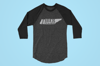 Tennessee Drink Beer From Here® - Craft Beer Baseball tee