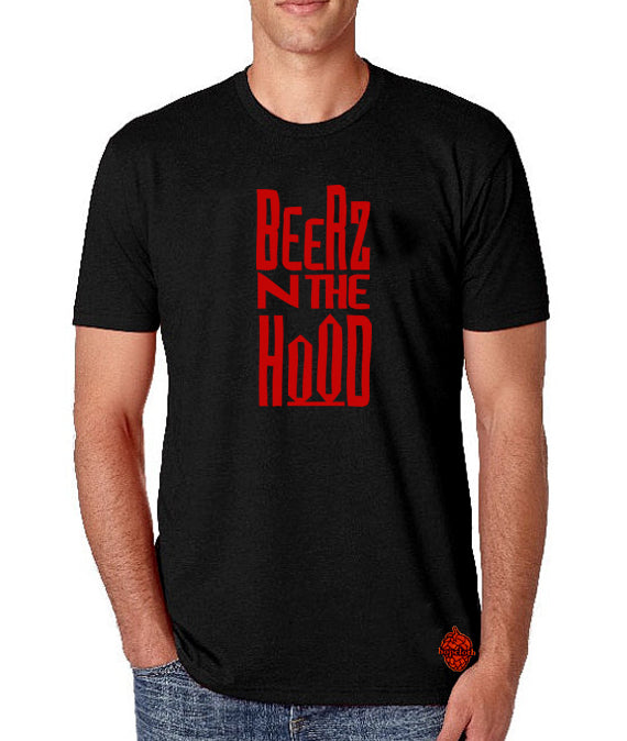 Beerz N The Hood Craft Beer Shirt