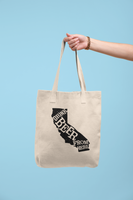 California Drink Beer From Here® Tote