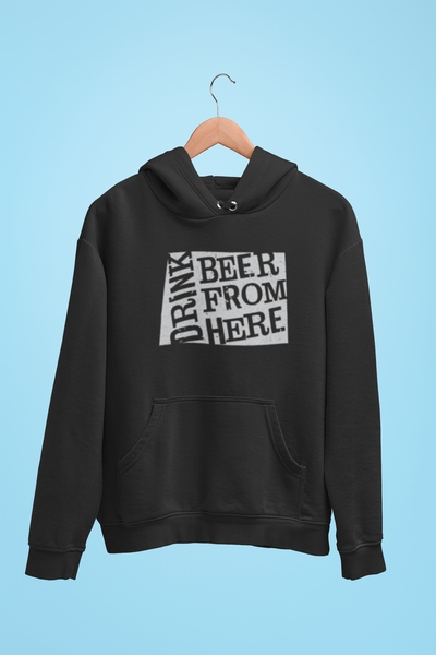 Colorado Drink Beer From Here® - Craft Beer Hoodie