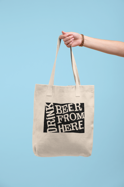 Colorado Drink Beer From Here® Tote