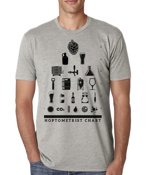 Hoptometrist Craft Beer Shirt
