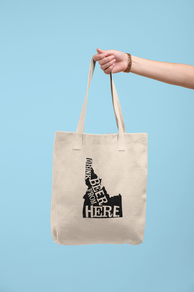Idaho Drink Beer From Here® Tote