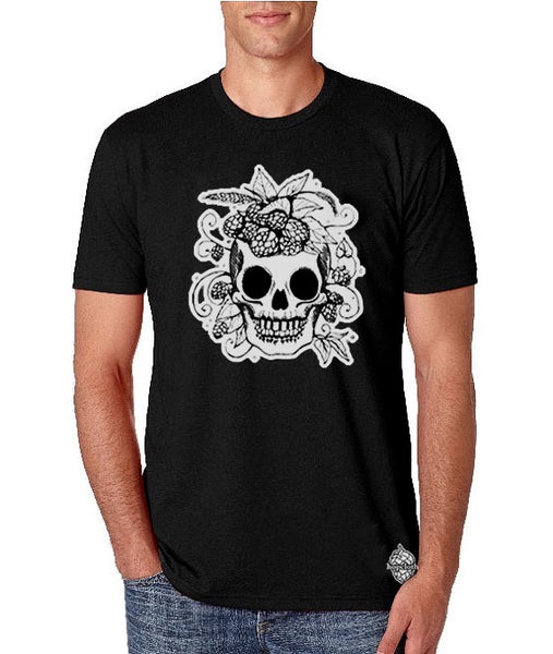 Hop Skull Craft Beer t-shirt - Oktoberfest