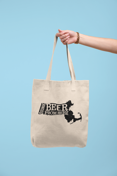 Massachusetts Drink Beer From Here® Tote