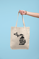 Michigan Drink Beer From Here® Tote