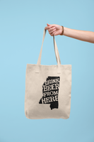 Mississippi Drink Beer From Here® Tote