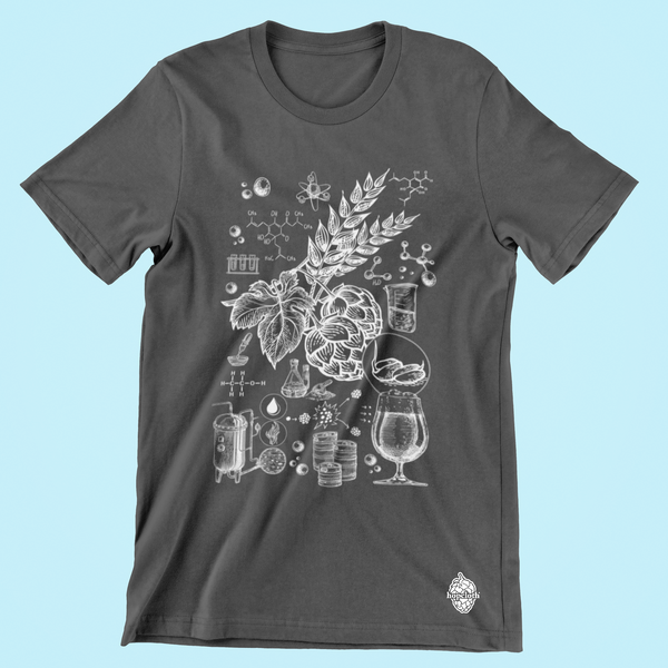 Science of Beer Craft Beer shirt