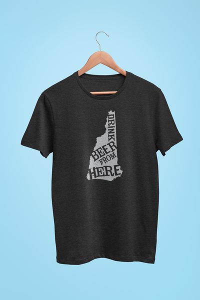 New Hampshire Drink Beer From Here® - Craft Beer shirt