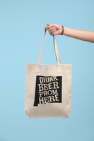 New Mexico Drink Beer From Here® Tote
