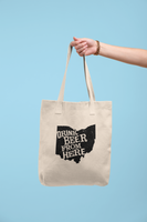 Ohio Drink Beer From Here® Tote