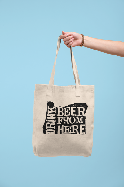 Oregon Drink Beer From Here® Tote