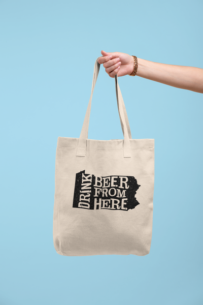 Pennsylvania Drink Beer From Here® Tote