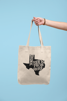 Texas Drink Beer From Here® Tote