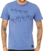 Craft Beer shirt- Flight Crew men's crew neck