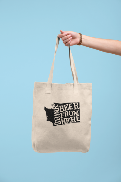 Washington Drink Beer From Here® Tote