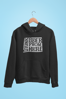 Wyoming Drink Beer From Here® - Craft Beer Hoodie